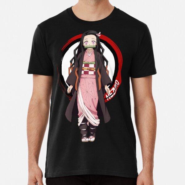 Nezuko Kamado Premium T-Shirt