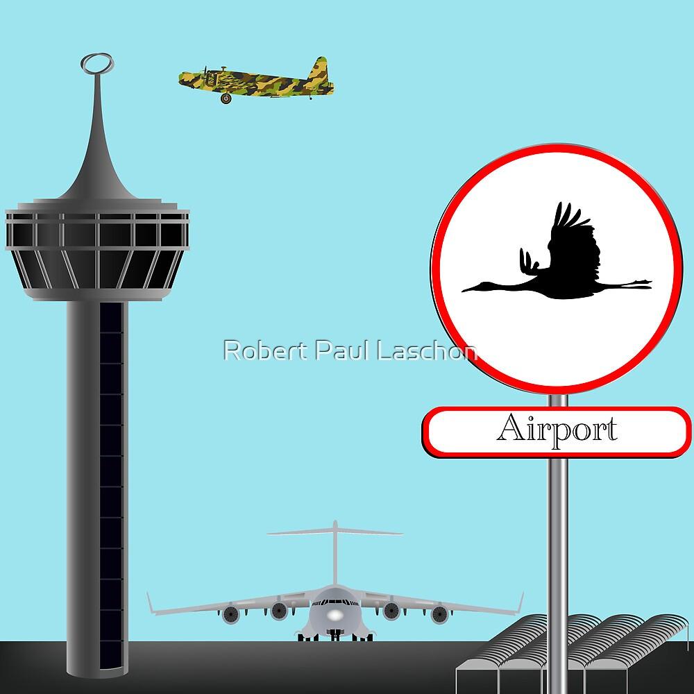 Airport concept by Laschon Robert Paul
