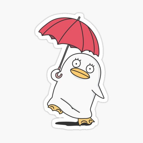 Mr. Raindrop Elizabeth Gintama V2 Sticker