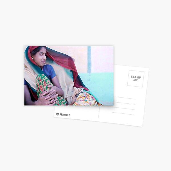 shyness Postcard