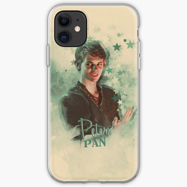 Faith, Trust and a little bit of Pixie Dust;  iPhone Soft Case