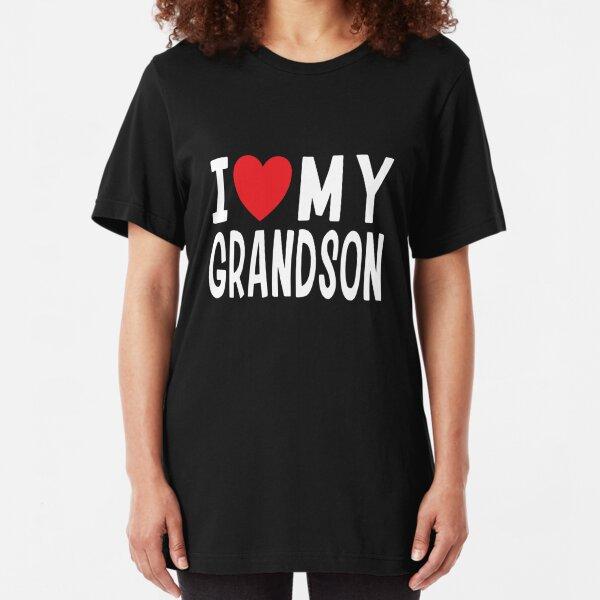 My Grandson Thinks Im Awesome Lover Family Unisex Sweatshirt tee