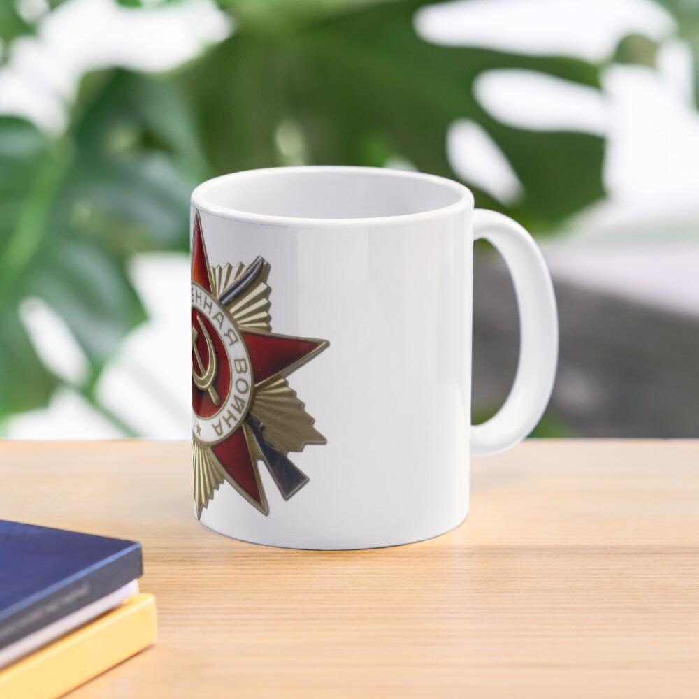 #Order of the #Patriotic #War #Орден Отечественной войны Mug