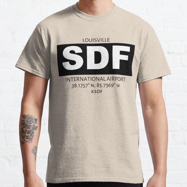 Louisville International Airport SDF Classic T-Shirt