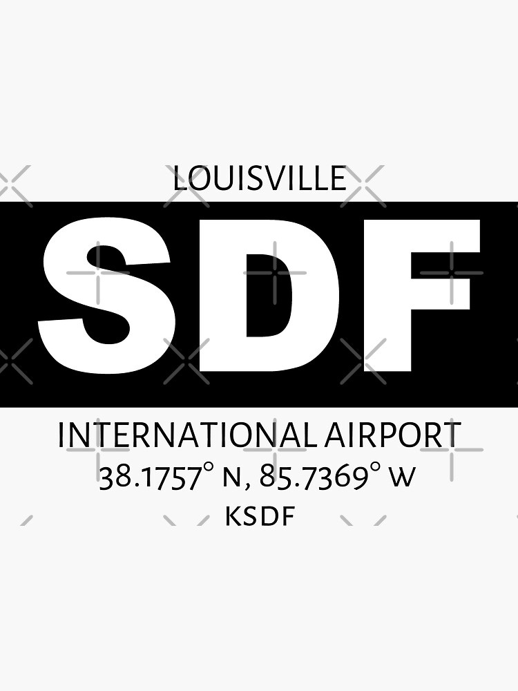 Louisville International Airport SDF by AvGeekCentral