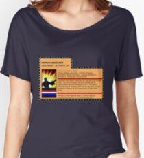 G.I.joe File card Women's Relaxed Fit T-Shirt