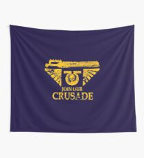 Join Our Crusade Tapestry