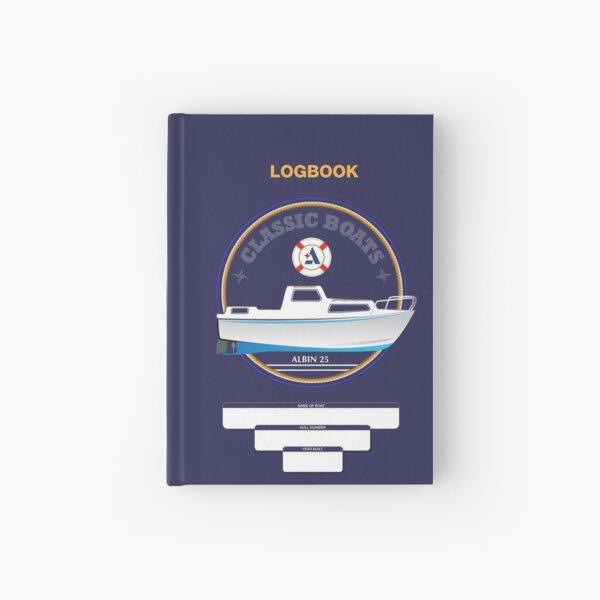 Albin 25 Boating Log Hardcover Journal
