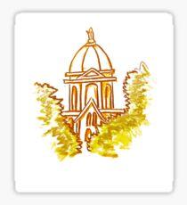 Dome III Sticker