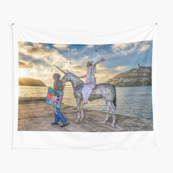 The triumphant return of Lady Art Tapestry