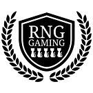 RNG Gaming Logo 2019 Black & White by toplayishuman