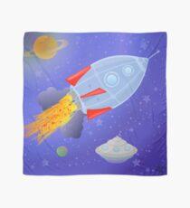 Interstellar Rocketship Scarf