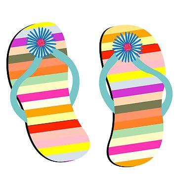 Beach shoes by robertosch
