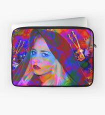 Lost in the Music Laptop Sleeve