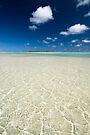 Maina Island - Aitutaki by Michael Treloar
