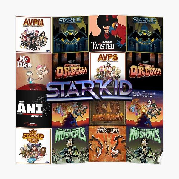 Starkid Musicals Poster