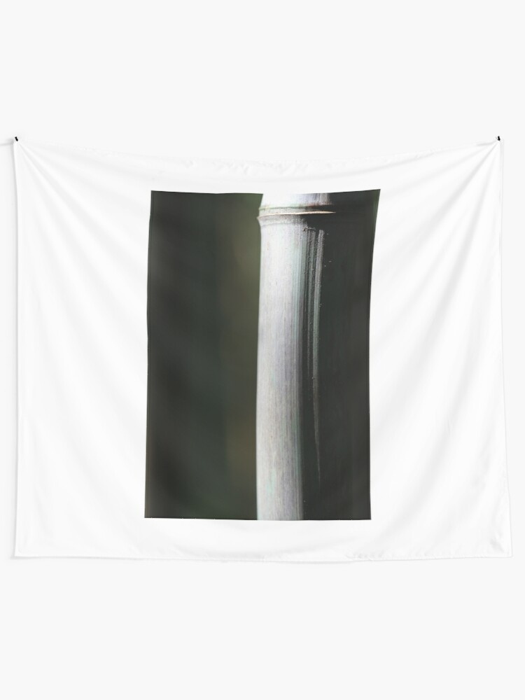 Alternate view of purely vertical Wall Tapestry
