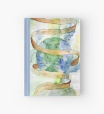The World Is Yours Hardcover Journal