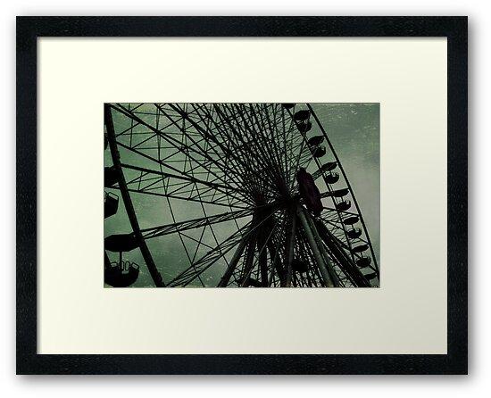 The Big Wheel by aciddream