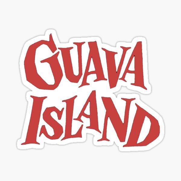 Guava Island Sticker