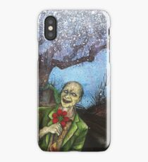 """""""Zombies Have Happy Places Too"""" iPhone Case/Skin"""