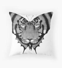 Tiger Butterfly Bodenkissen