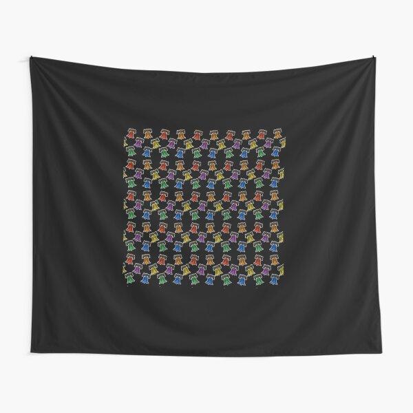Liberty Bells - Pattern Tapestry
