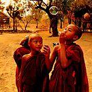 Blow the Bubbles by Brian Bo Mei