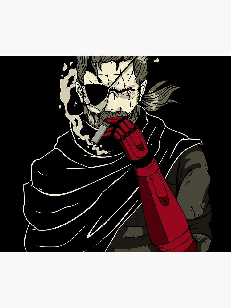 The Phantom Pain by weloverisk