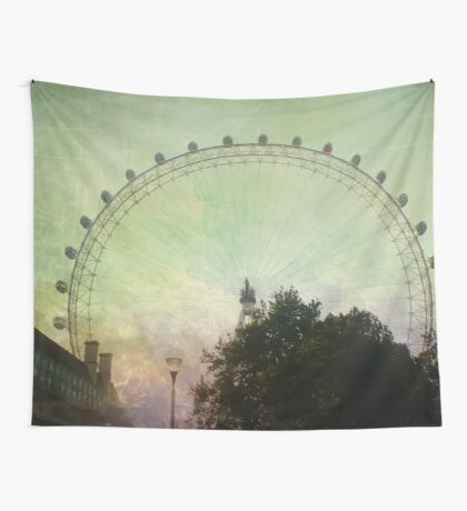 London Eye Wall Tapestry