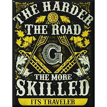 Harder the Road by lawrencebaird