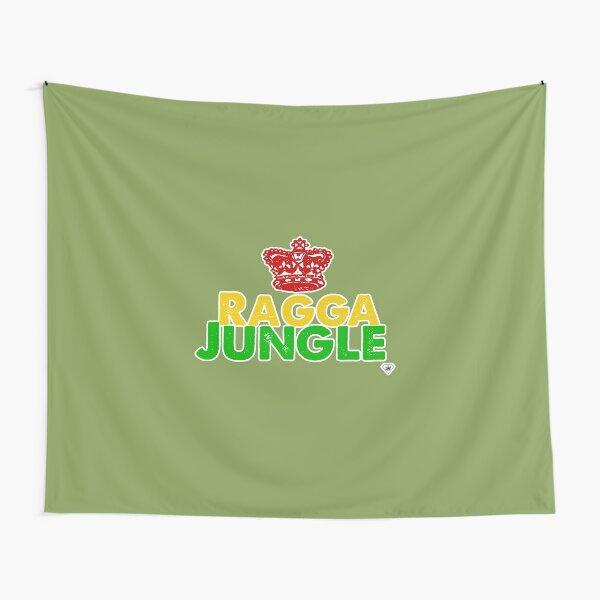 Ragga-Dschungel Ting Wandbehang