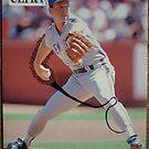 468 - David Cone by Foob's Baseball Cards