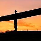 Angel of the North by DanielDent
