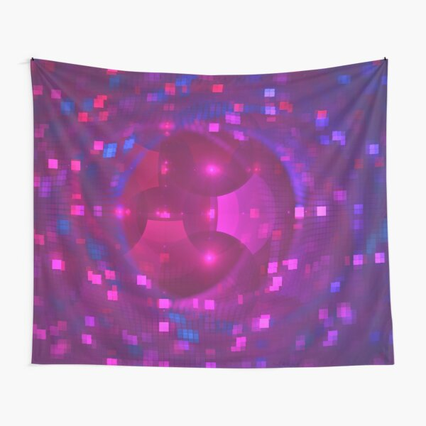 Disco Ball | Future Art Fashion Tapestry