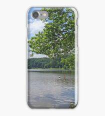 Lake Glacier iPhone Case/Skin