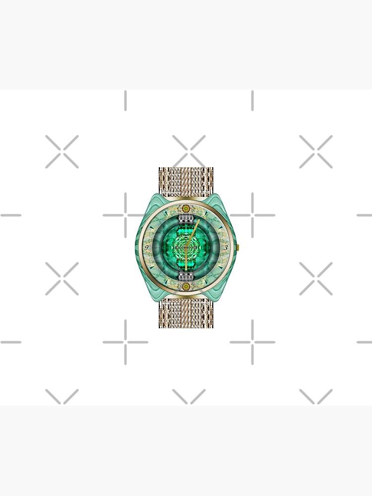 Glass Watch by perkinsdesigns