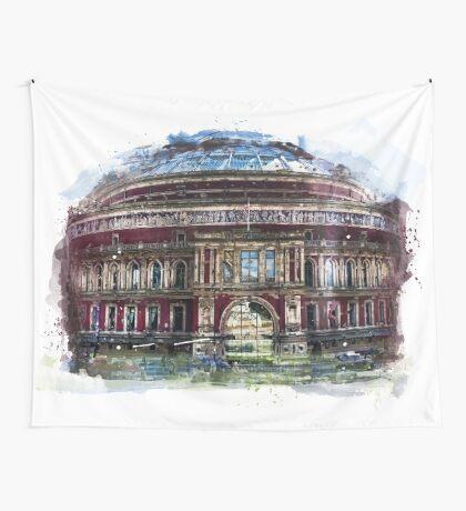 Royal Albert Hall - London Wall Tapestry
