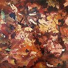 Autumn Depths (Best viewed Large) by Cathy Gilday