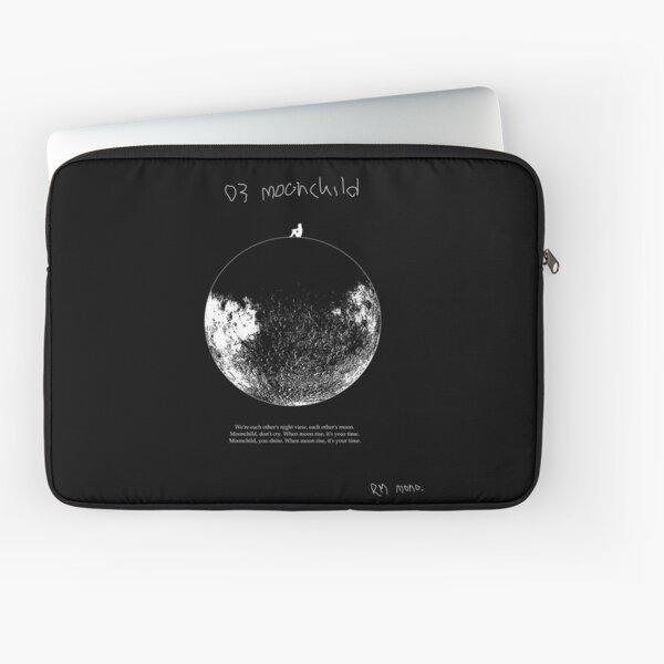 RM Mono. - Dark Moonchild Laptop Sleeve