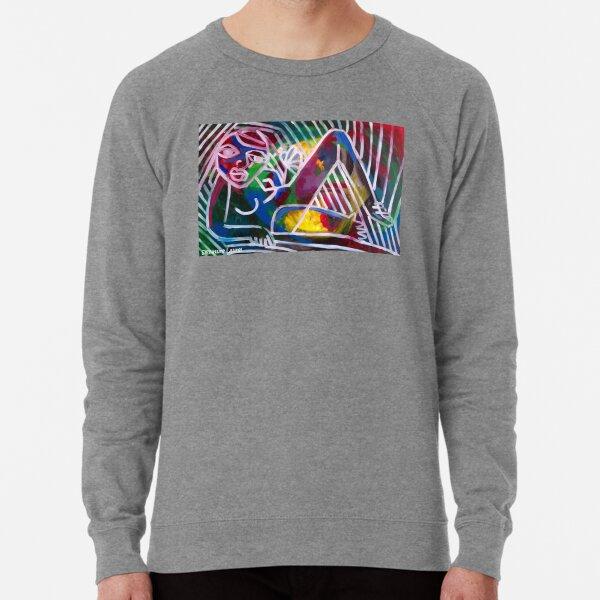 Genevive Lightweight Sweatshirt