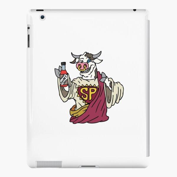Super-Professional Sacred-Cow Secret-Sauce iPad Snap Case