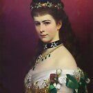"Empress ""Sissy"",Elizabeth of Austria  by edsimoneit"