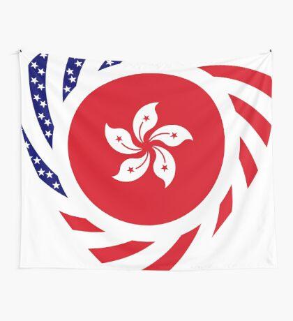 I Heart Hong Kong Patriot Flag Series Wall Tapestry