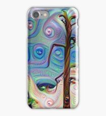 Tree In The Desert iPhone Case/Skin