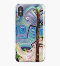 Tree In The Desert iPhone Case/Skin