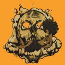 SkullFunked by beanzy