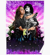 KISS My... Poster