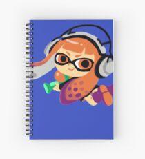 Inkling Girl Spiral Notebook