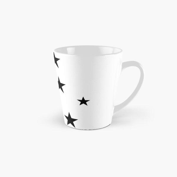 Black Star Sticker Pack Tasse (konisch)